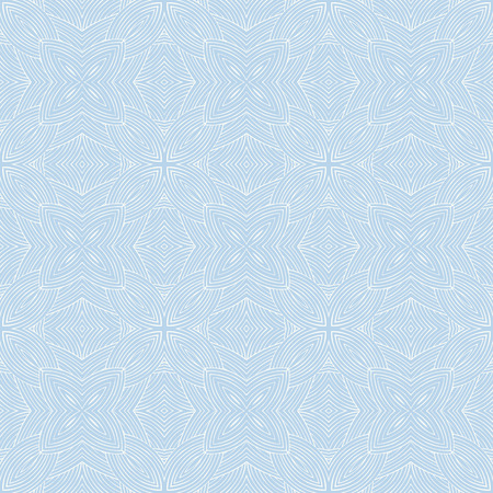 persia: Seamless pattern with decorative ornament Illustration