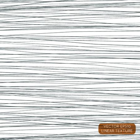 Zwart-wit abstracte textuur met lijnen Stock Illustratie