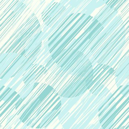 円要素のシームレス パターン  イラスト・ベクター素材