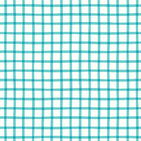 fabric art: Seamless pattern with checkered geometric texture