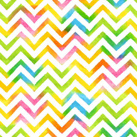 Geometric chevron seamless pattern 向量圖像