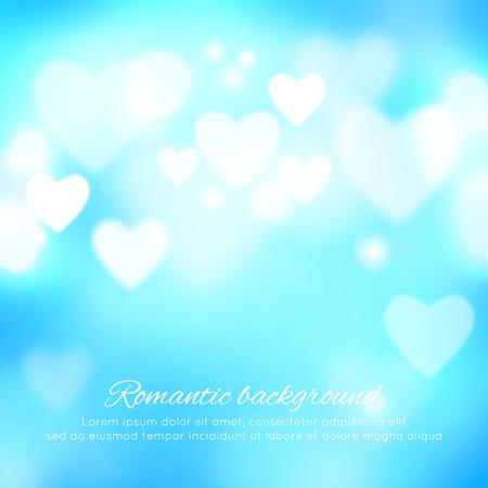 Valentines day romantic background