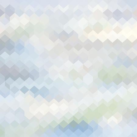 キューブと抽象的な背景は。シームレス パターン