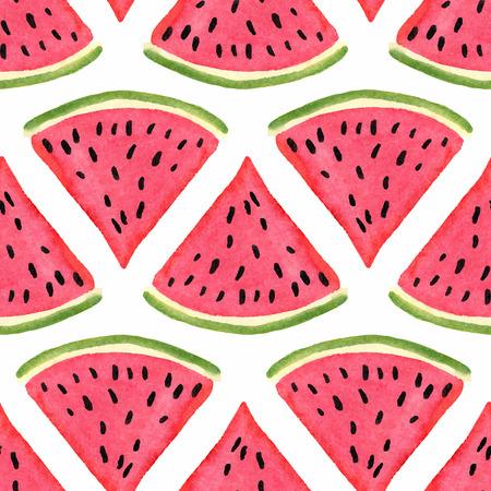 watermelon: Mô hình liền mạch với màu nước dưa hấu Hình minh hoạ