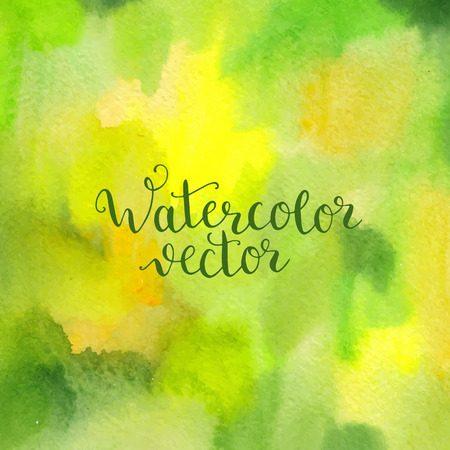 水彩の手描きの背景  イラスト・ベクター素材