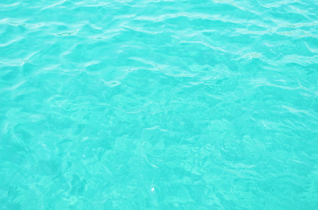 Abstract blue sea water for background, nature background concept. - Image