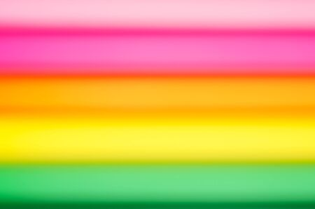 Abstract blurred background. Color pencils. - Image Stock Photo