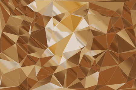 variegated: Abstract background, geometric triangle Stock Photo