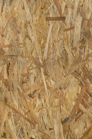 Particle Board wooden panel background, Pressed Plywood photo