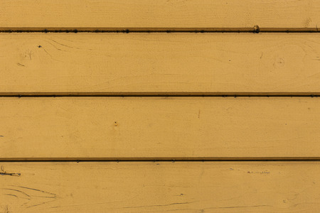 panelled: fragment of yellow wood paneling closeup Stock Photo