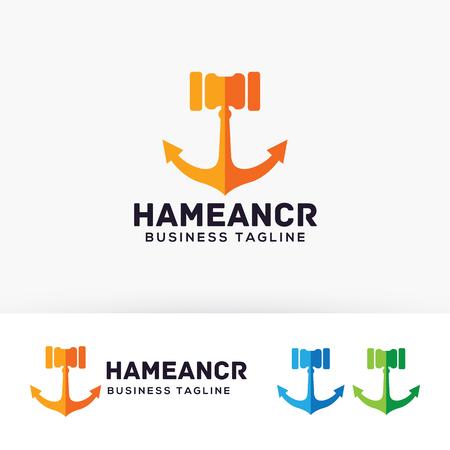 Hammer and Anchor Logo