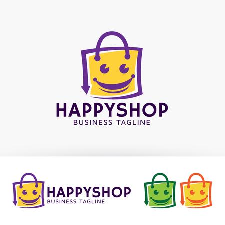 Happy Shopping Logo