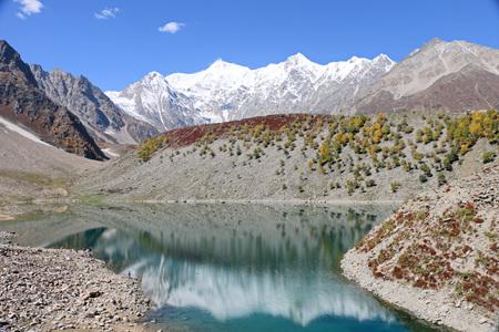 Rama Lake Asture Valley (View of Nanga Parbat) (9th Highest Peak)