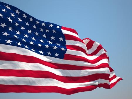 bandera estados unidos: EE.UU. Estados Unidos de América HD bandera Foto de archivo