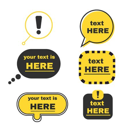 Flat design of Web Stickers, Tags, Banners and Labels collection. Web Stickers,Tags,Banners and Labels.