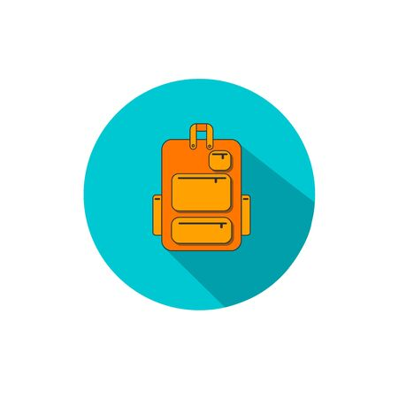 Backpacks, bags. Travel bag, luggage, case for journey vacation tourism.