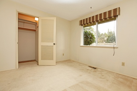 Empty white room Stock Photo - 12314060