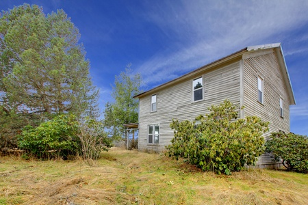 build in: Build in 1907 diary farm house near Mt. Ranier in Washingston State
