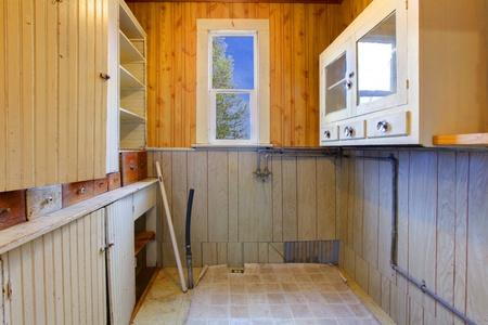 Build in 1907 old farm house in Ashford, Washington State near Mt. Ranier.