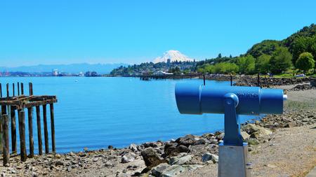 tacoma: Tacoma, summer  Washington State  Public Park