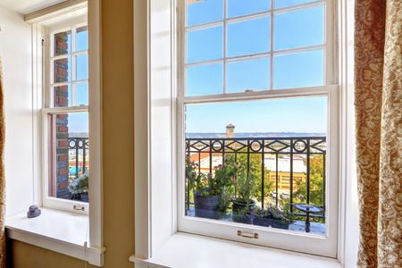 tacoma: Window with city view. Tacoma  real estate, WA