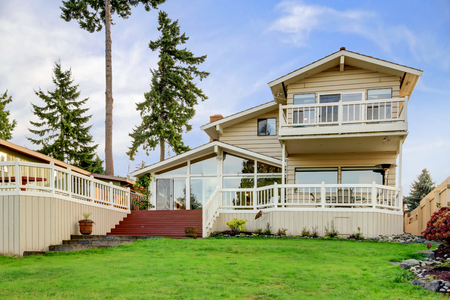 northwest: Elegant Water Front home located in Redondo Washington. Northwest, USA