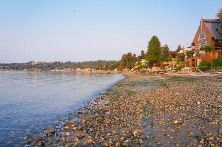 Beautiful view of Redondo beach California Ocean, Northwest ,USA