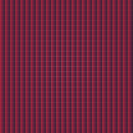 Vector red abstract seamless texture of the boxes Vector