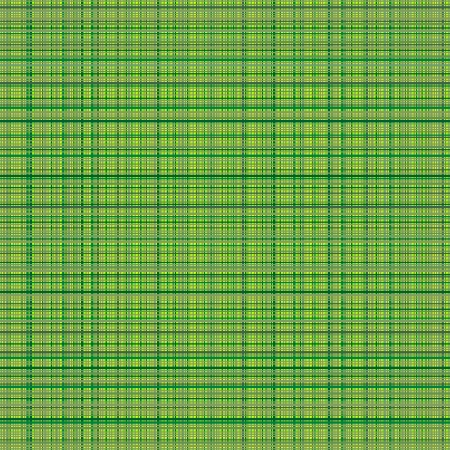 Vector seamless texture of green cloth