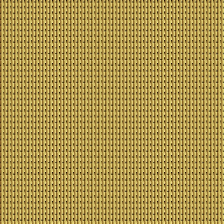hauberk: seamless knitted golden hauberk