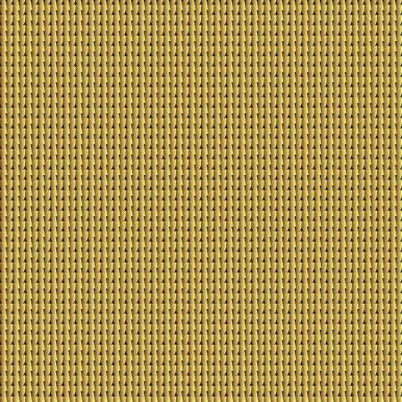 hauberk: seamless knitted golden hauberk