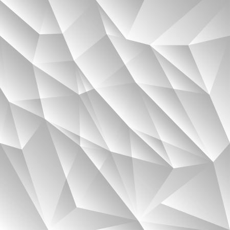 Vector light gray geometric background