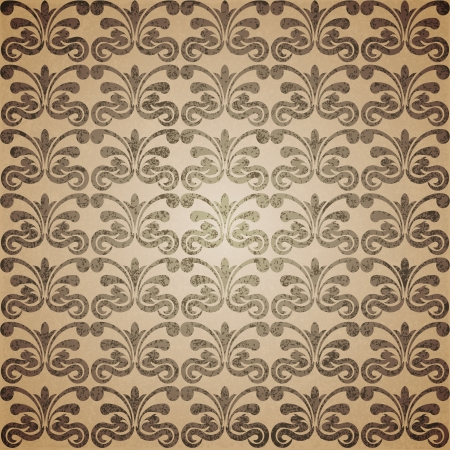 scuff: Antique seamless texture  Vector illustration