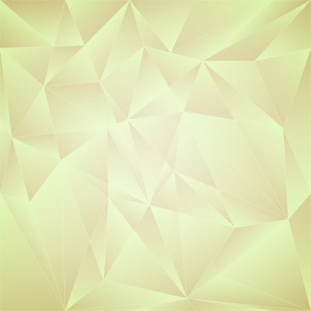 Vector beige geometric background. Stock Vector - 19355970