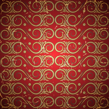 Seamless pattern in the Greek style. Vector illustration. Vector