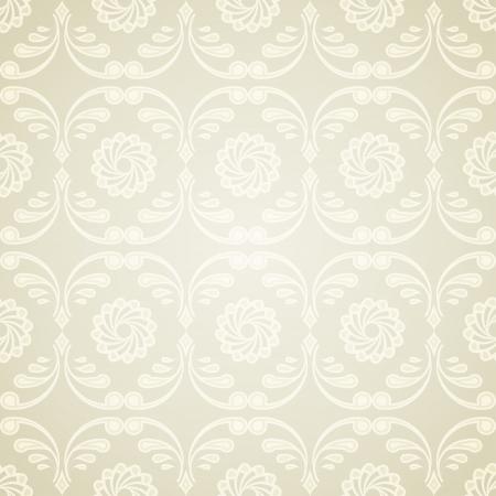 Lightweight seamless patterned background. illustration Stock Vector - 20437285