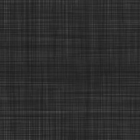 Seamless texture of black canvas  Vector illustration  Illustration