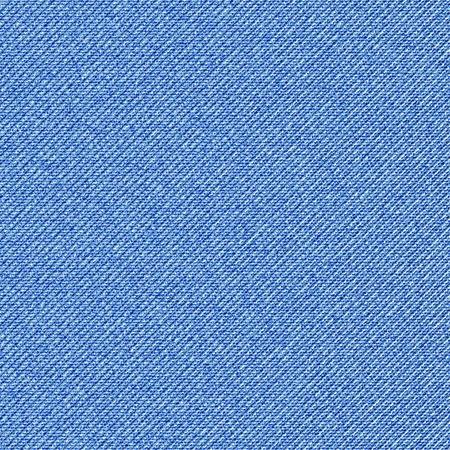 hem: Seamless texture of blue denim diagonal hem.
