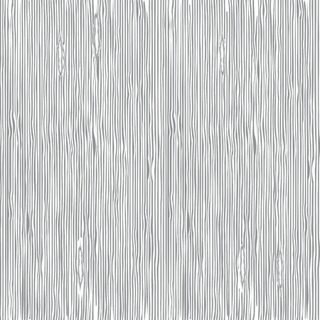 Abstract seamless gray stripes, stylized wood texture. Vector illustration. Vector