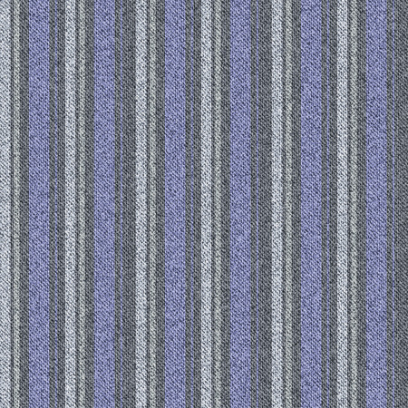 Seamless striped denim. Vector illustration.