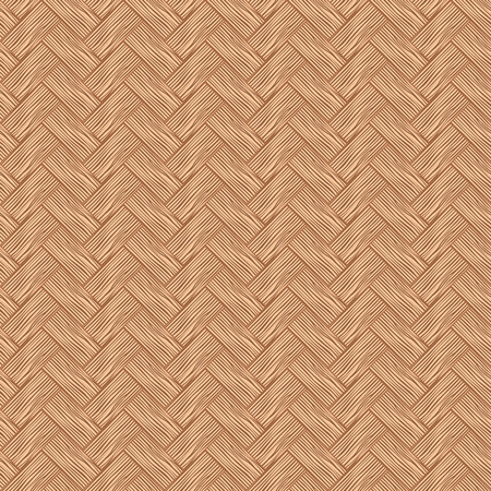 cherry wood: Seamless pattern wicker cherry wood color without gradients and transparencies. Vector illustration