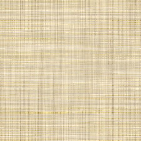 Beige textile Seamless texture. Cotton canvas pattern. Repeated textur fabric. Graphic Fashion cloth print. Vector illustration. Stock Illustratie