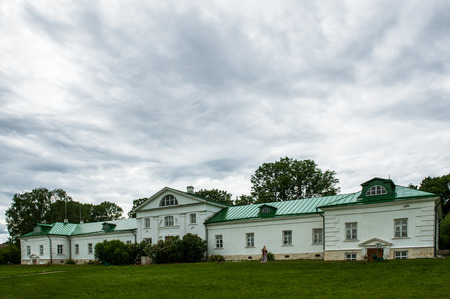 Country Estate at Yasnaya Polyana, Russia, home of Leo Tolstoy