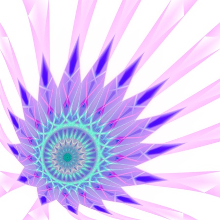 3d abstract background in lilac color   Stock Photo - 17625203