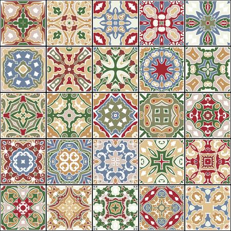 ceramic tiles: Collection of ceramic tiles