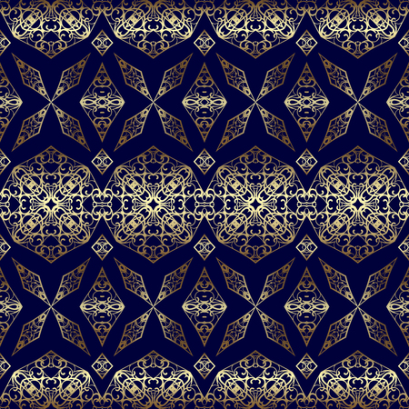 victorian wallpaper: Seamless abstract pattern in Oriental style. Decorative and design elements for textile or book covers, manufacturing, wallpapers, print, gift wrap.