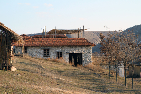 archaeological complex: Old Orhei - Historical and Archaeological Complex, located 60 km north-east of Chisinau, on the river Raut.