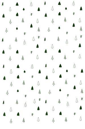 seamless pattern winter fairy tale cloud card snowing snow x-mas holidays