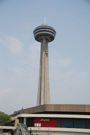 skylon tower at Niagara Falls