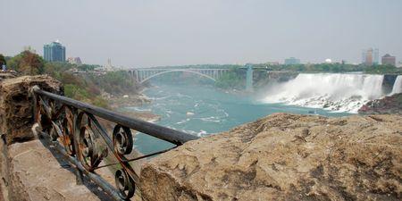 Niagara Falls Фото со стока